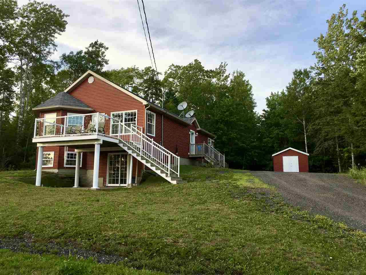 Main Photo: 868 Centredale Road in Millstream: 108-Rural Pictou County Residential for sale (Northern Region)  : MLS®# 202008976