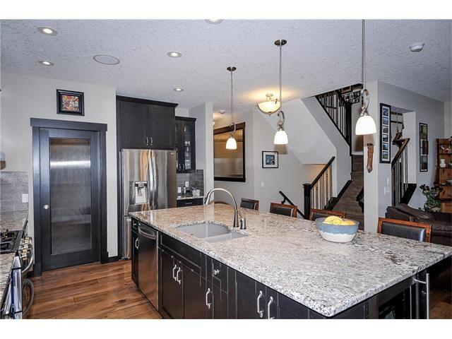 Photo 8: Photos: 398 SILVERADO Way SW in Calgary: Silverado House for sale : MLS®# C4068556