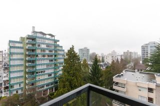 """Photo 20: 905 1468 W 14TH Avenue in Vancouver: Fairview VW Condo for sale in """"THE AVEDON"""" (Vancouver West)  : MLS®# R2457270"""