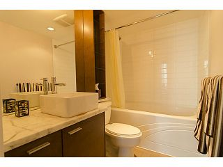 Photo 11: # 1203 980 COOPERAGE WY in Vancouver: Yaletown Condo for sale (Vancouver West)  : MLS®# V1015490
