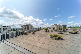 "Photo 18: 902 615 BELMONT Street in New Westminster: Uptown NW Condo for sale in ""Belmont Tower"" : MLS®# R2448303"
