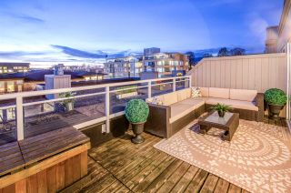 """Photo 18: 402 2768 CRANBERRY Drive in Vancouver: Kitsilano Condo for sale in """"Zydeco"""" (Vancouver West)  : MLS®# R2140838"""