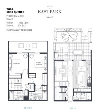 """Photo 17: 102 5080 QUEBEC Street in Vancouver: Main Townhouse for sale in """"EASTPARK - QUEBEC"""" (Vancouver East)  : MLS®# R2230422"""