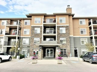 Photo 1: 438 6076 SCHONSEE Way in Edmonton: Zone 28 Condo for sale : MLS®# E4260047