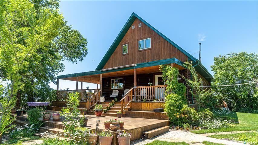 Main Photo: Gieni Acreage in Caron: Residential for sale (Caron Rm No. 162)  : MLS®# SK863053