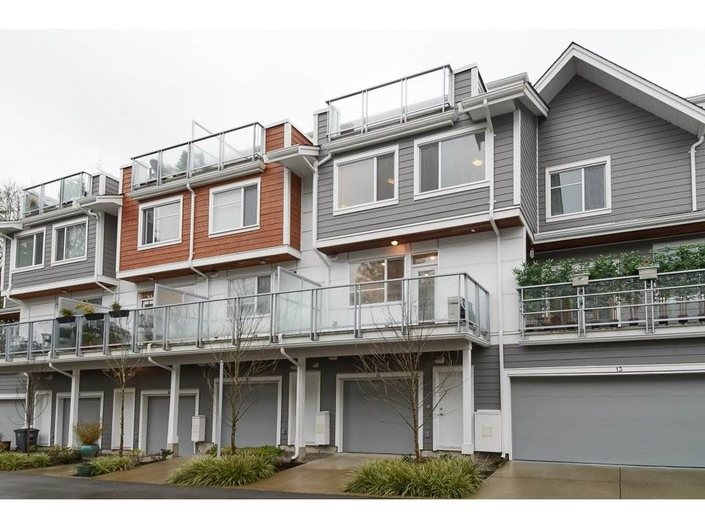 "Main Photo: 14 2958 159 Street in Surrey: Grandview Surrey Townhouse for sale in ""Willsbrook at South Ridge Club"" (South Surrey White Rock)  : MLS®# R2329506"