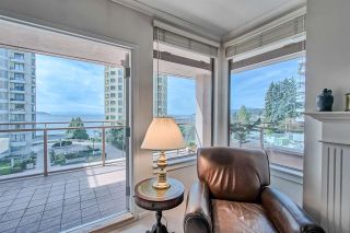 """Photo 3: 406 2271 BELLEVUE Avenue in West Vancouver: Dundarave Condo for sale in """"THE ROSEMONT ON BELLEVUE"""" : MLS®# R2356609"""