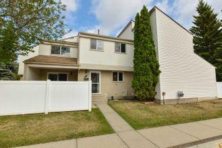 Photo 1: 50 WOODVALE Village in Edmonton: Zone 29 Townhouse for sale : MLS®# E4261364
