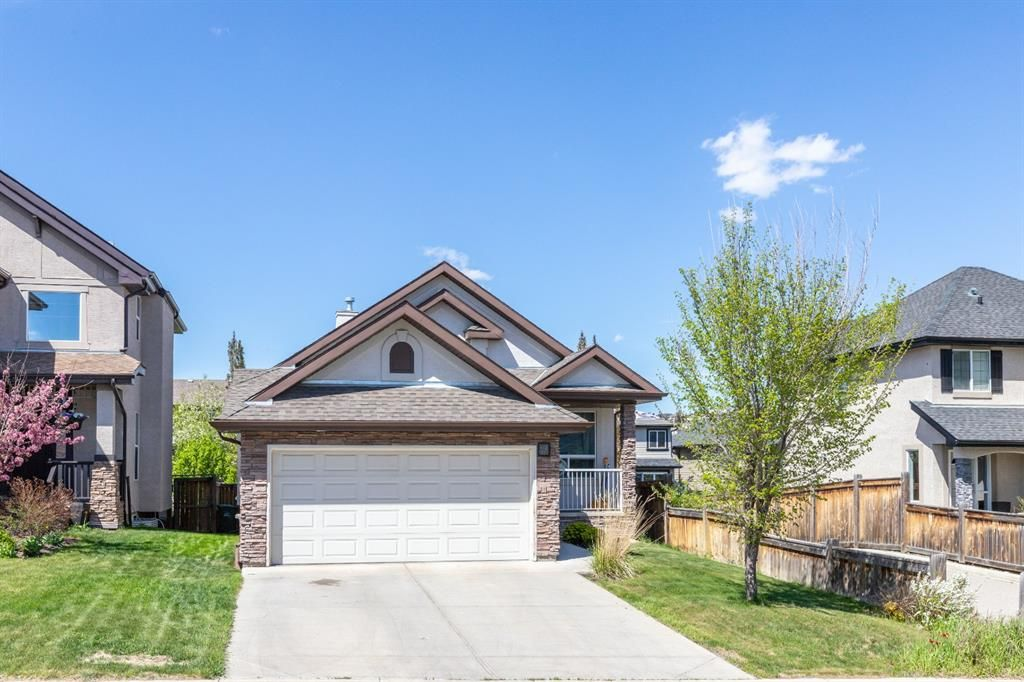 Main Photo: 6A Tusslewood Drive NW in Calgary: Tuscany Detached for sale : MLS®# A1115804