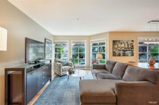 "Photo 4: 114 1236 W 8TH Avenue in Vancouver: Fairview VW Condo for sale in ""GALLERIA II"" (Vancouver West)  : MLS®# R2572661"