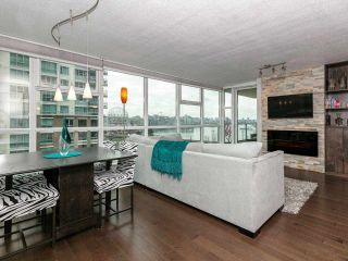Photo 6: 604 125 MILROSS AVENUE in Vancouver: Downtown VE Condo for sale (Vancouver East)  : MLS®# R2436214