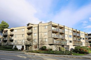 "Photo 1: 109 212 FORBES Avenue in North Vancouver: Lower Lonsdale Condo for sale in ""Forbes Manor"" : MLS®# R2121714"