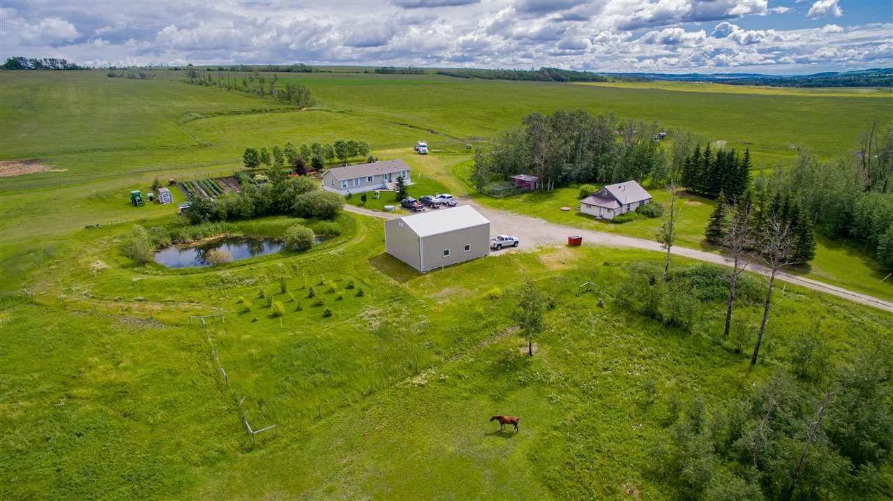 Main Photo: 15169 271 Road in Fort St. John: Fort St. John - Rural W 100th Manufactured Home for sale (Fort St. John (Zone 60))  : MLS®# R2573790