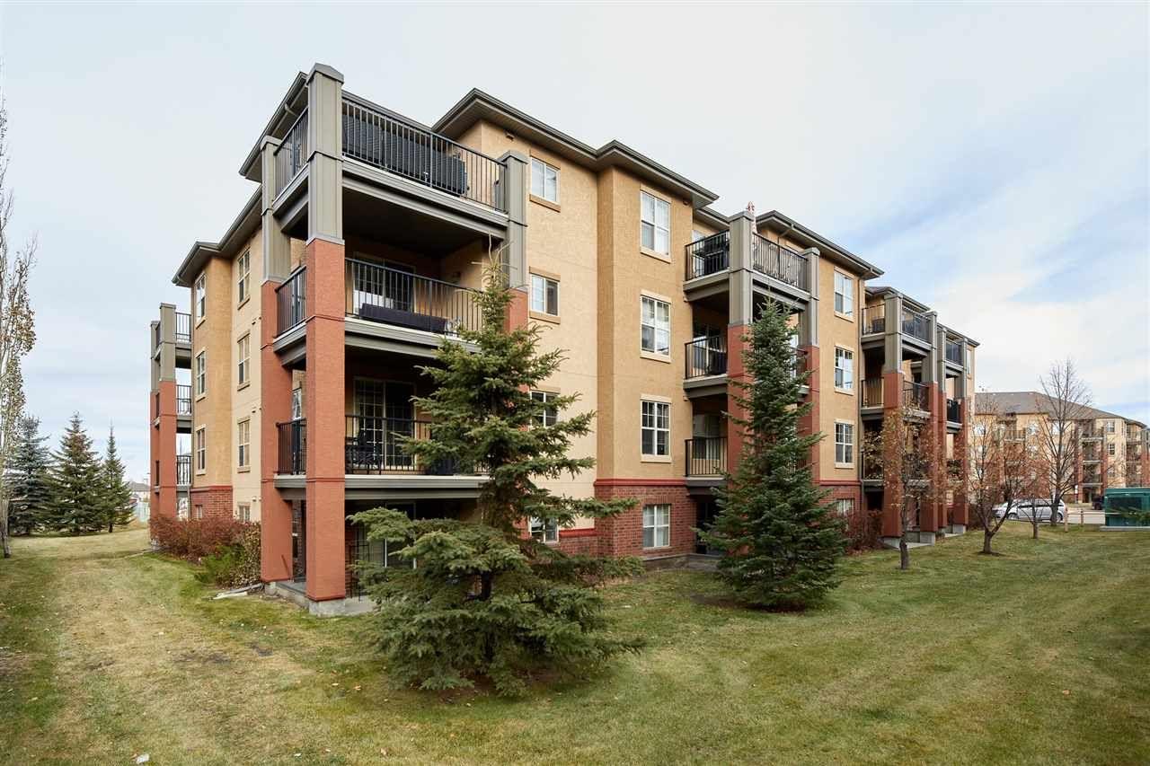 Main Photo: 417 11445 ELLERSLIE Road in Edmonton: Zone 55 Condo for sale : MLS®# E4228991