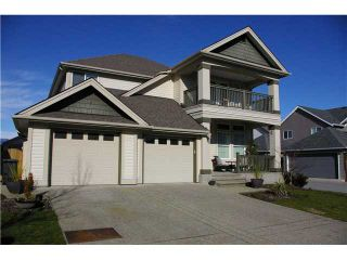 """Photo 1: 19485 THORBURN Way in Pitt Meadows: South Meadows House for sale in """"RIVERS EDGE"""" : MLS®# V991085"""