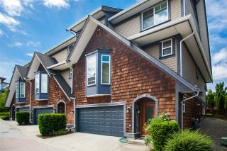 """Photo 1: 3 15977 26 Avenue in Surrey: Grandview Surrey Townhouse for sale in """"BELCROFT"""" (South Surrey White Rock)  : MLS®# R2334490"""