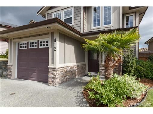Main Photo: 812 Gannet Crt in VICTORIA: La Bear Mountain House for sale (Langford)  : MLS®# 723786
