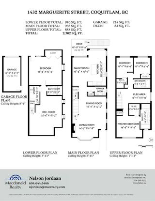 """Photo 36: 1432 MARGUERITE Street in Coquitlam: Burke Mountain Townhouse for sale in """"BELMONT EAST"""" : MLS®# R2520639"""