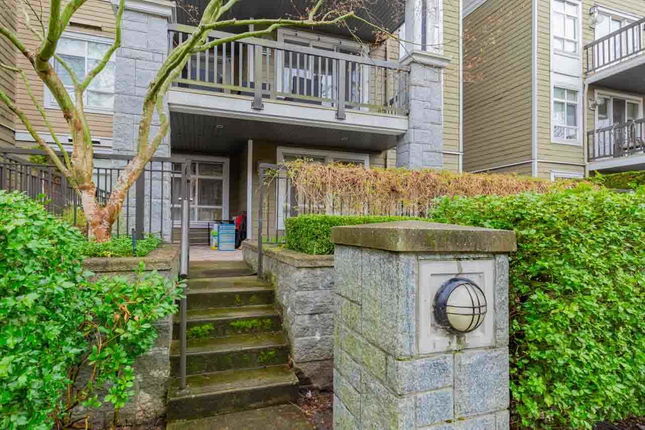 Main Photo: 119 6279 EAGLES Drive in Vancouver: University VW Condo for sale (Vancouver West)  : MLS®# R2561625