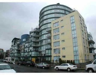 """Photo 1: 1485 W 6TH Ave in Vancouver: False Creek Condo for sale in """"CARRARA"""" (Vancouver West)  : MLS®# V634204"""