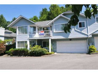 """Photo 20: 21 22555 116TH Avenue in Maple Ridge: East Central Townhouse for sale in """"FRASERVIEW VILLAGE"""" : MLS®# V1019470"""