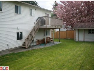 """Photo 4: 34855 CHAMPLAIN in Abbotsford: Abbotsford East House for sale in """"McMillan & Everett area"""" : MLS®# F1011087"""