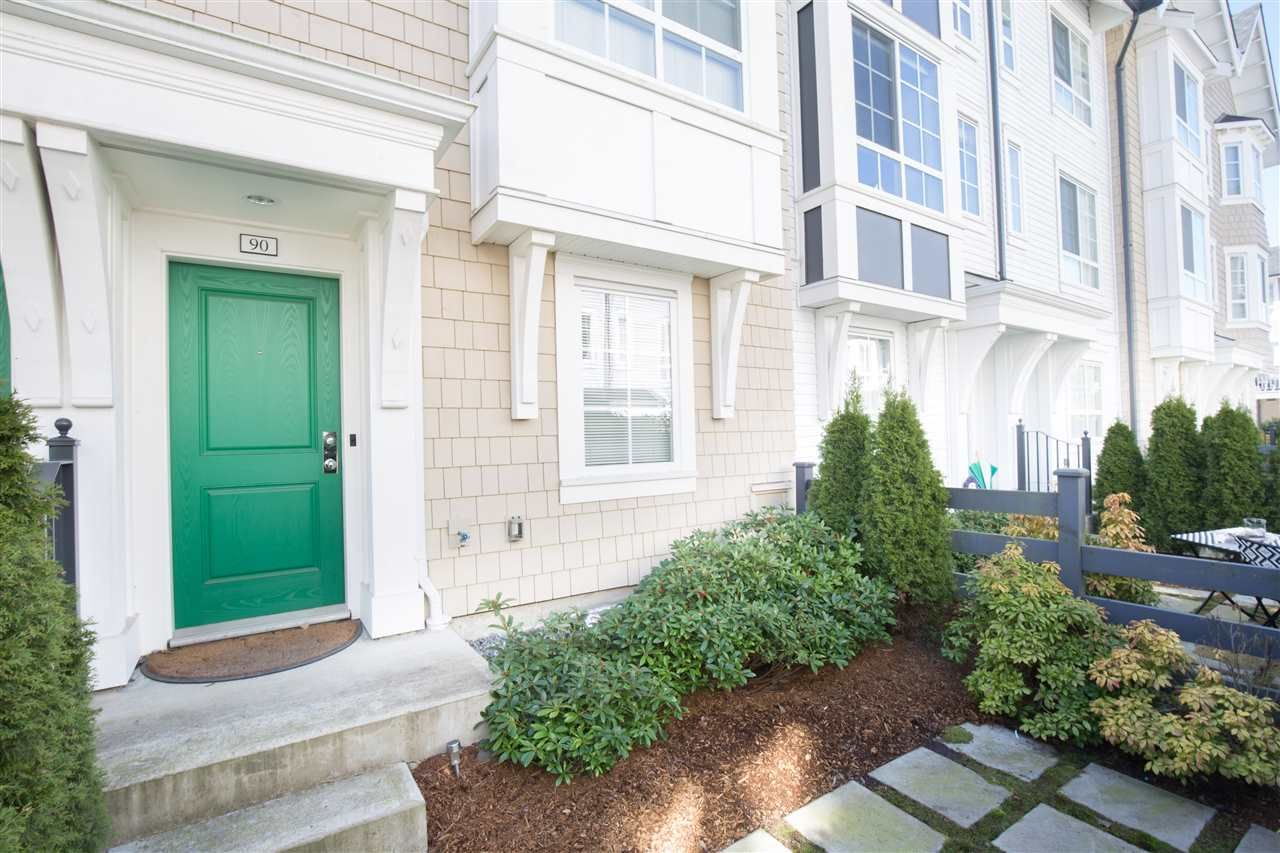 """Photo 14: Photos: 90 8438 207A Street in Langley: Willoughby Heights Townhouse for sale in """"YORK BY MOSAIC"""" : MLS®# R2352607"""