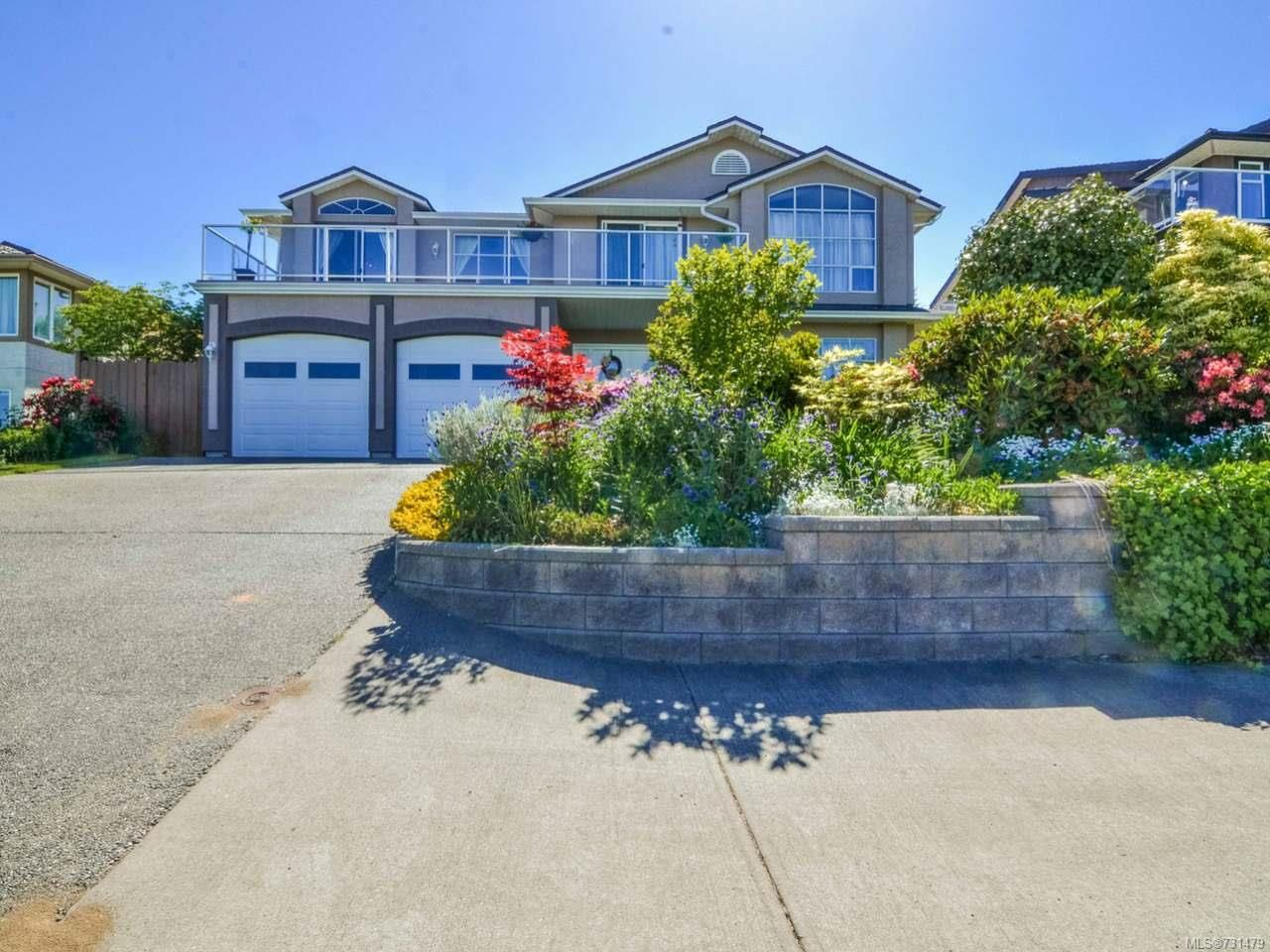 Main Photo: 753 Bowen Dr in CAMPBELL RIVER: CR Willow Point House for sale (Campbell River)  : MLS®# 731479