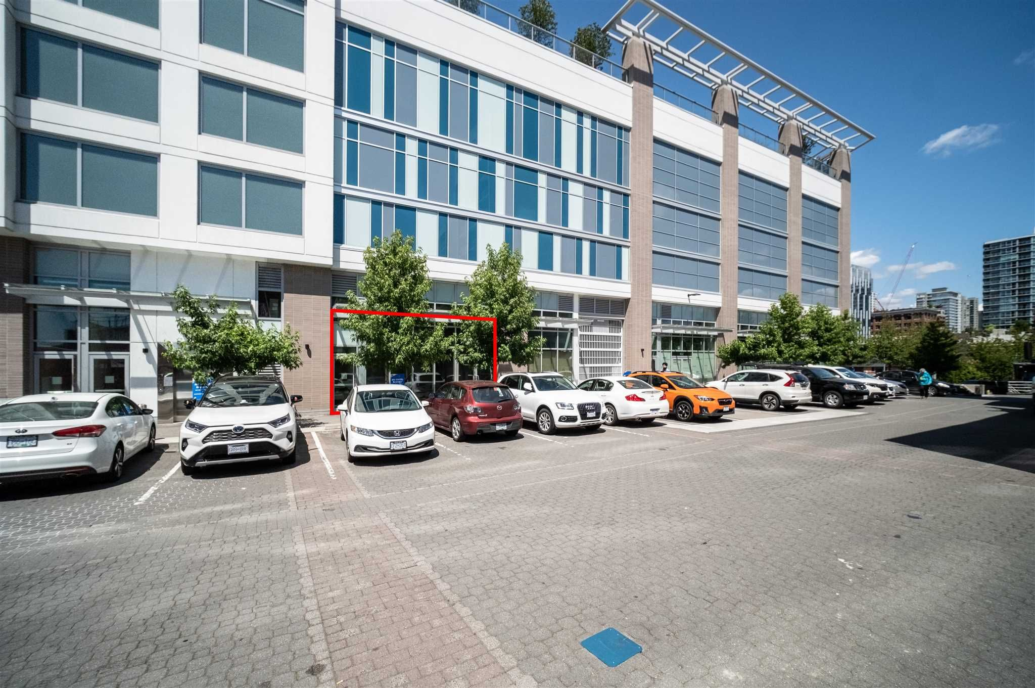 """Main Photo: CRU2 1000 QUAYSIDE Drive in New Westminster: Quay Retail for lease in """"Riversky"""" : MLS®# C8039598"""