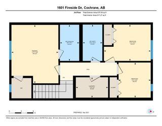 Photo 38: 1601 250 fireside Drive: Cochrane Row/Townhouse for sale : MLS®# A1143826