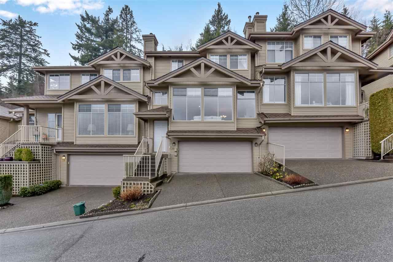 """Main Photo: 20 2979 PANORAMA Drive in Coquitlam: Westwood Plateau Townhouse for sale in """"DEERCREST"""" : MLS®# R2545272"""