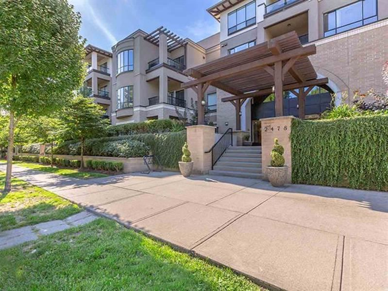 "Main Photo: 112 2478 WELCHER Avenue in Port Coquitlam: Central Pt Coquitlam Condo for sale in ""HARMONY"" : MLS®# R2426767"