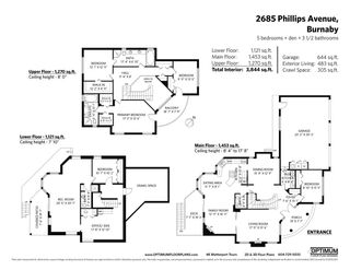 Photo 20: 2685 PHILLIPS Avenue in Burnaby: Montecito House for sale (Burnaby North)  : MLS®# R2592243