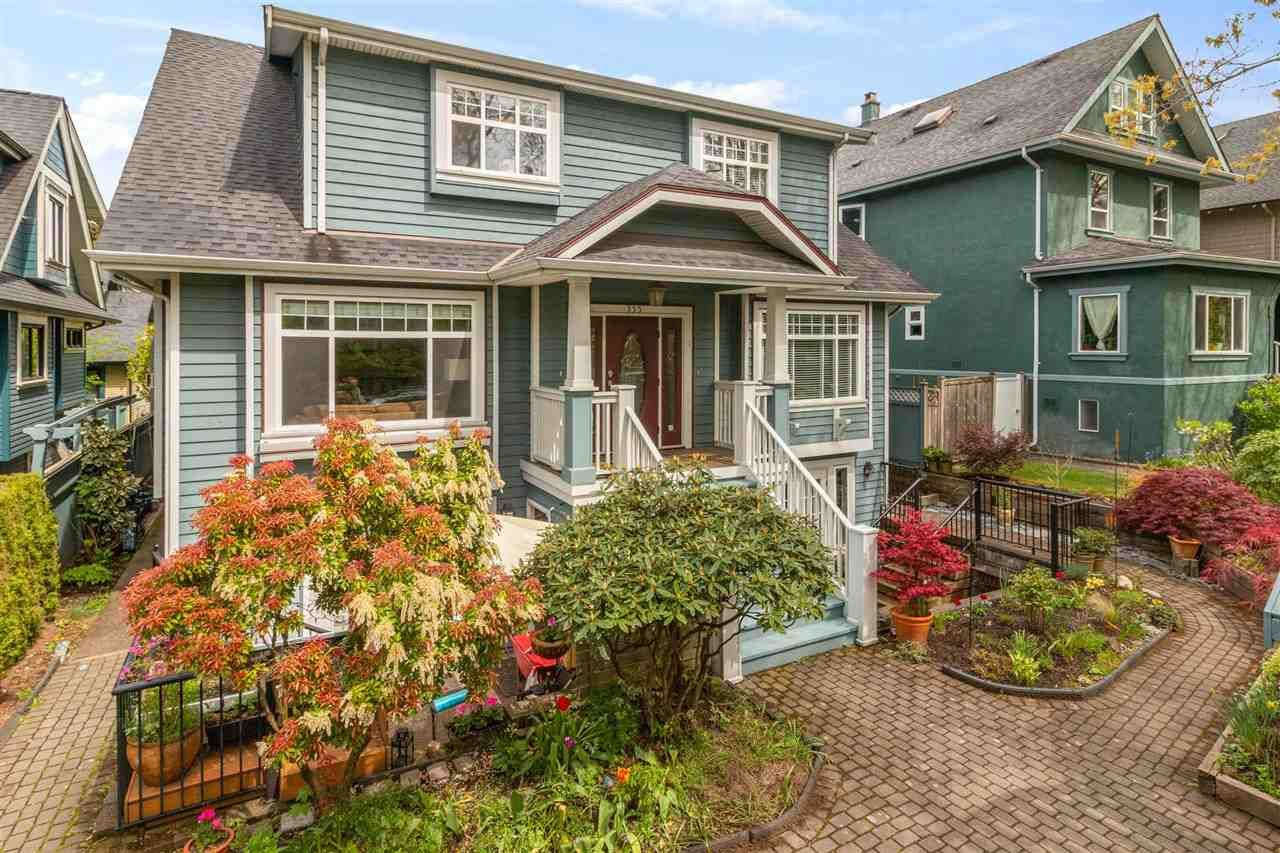 Main Photo: 2 355 W 15TH Avenue in Vancouver: Mount Pleasant VW Townhouse for sale (Vancouver West)  : MLS®# R2574340