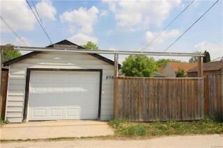 Photo 10: 898 Pritchard Avenue in Winnipeg: North End Residential for sale (4B)  : MLS®# 1813052