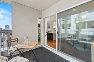 """Photo 31: 403 985 W 10TH Avenue in Vancouver: Fairview VW Condo for sale in """"Monte Carlo"""" (Vancouver West)  : MLS®# R2604376"""