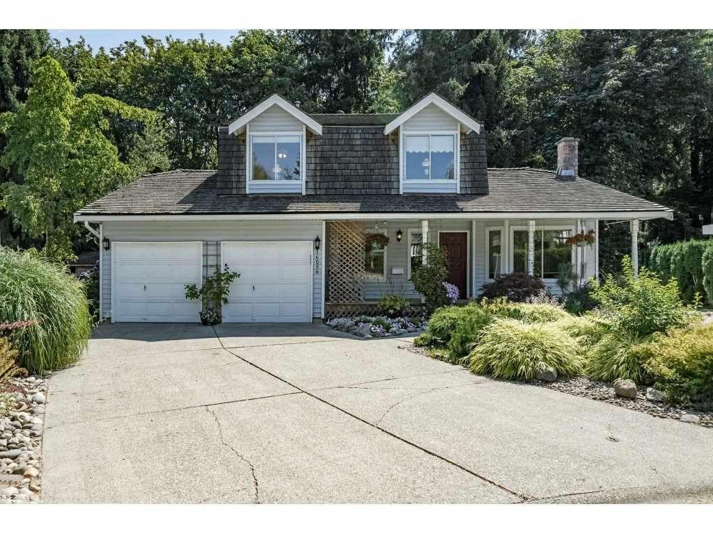 "Main Photo: 16056 99B Avenue in Surrey: Fleetwood Tynehead House for sale in ""FLEETWOOD"" : MLS®# R2296150"