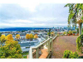 Main Photo: 909 2201 PINE Street in Vancouver: Fairview VW Condo for sale (Vancouver West)  : MLS®# V1092418