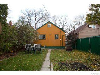 Photo 17: 443 Horace Street in WINNIPEG: St Boniface Residential for sale (South East Winnipeg)  : MLS®# 1528754