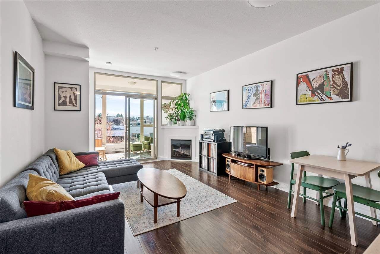 "Main Photo: 305 688 E 17TH Avenue in Vancouver: Fraser VE Condo for sale in ""Mondella"" (Vancouver East)  : MLS®# R2565335"