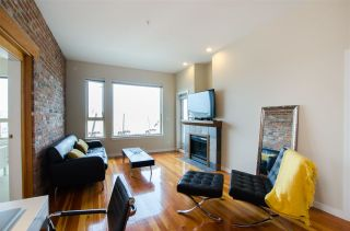 """Photo 3: 311 250 SALTER Street in New Westminster: Queensborough Condo for sale in """"PADDLERS LANDING"""" : MLS®# R2445205"""