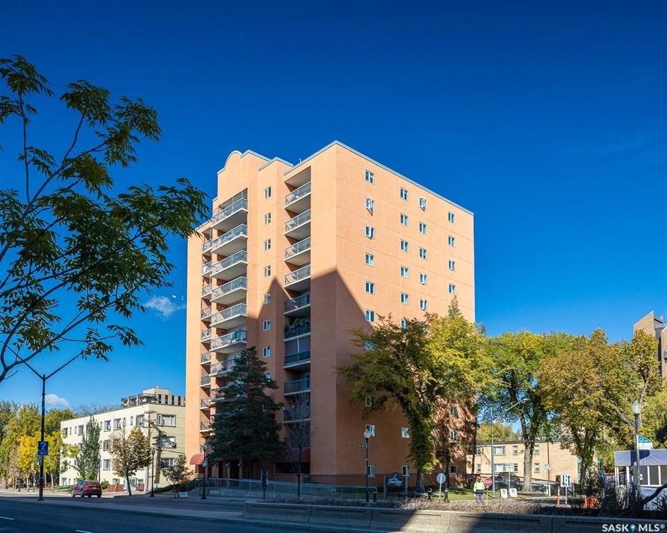 Main Photo: 305 405 5th Avenue in Saskatoon: City Park Residential for sale : MLS®# SK871190