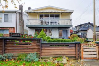 Photo 1: 4133 ST GEORGE Street in Vancouver: Fraser VE House for sale (Vancouver East)  : MLS®# R2118828