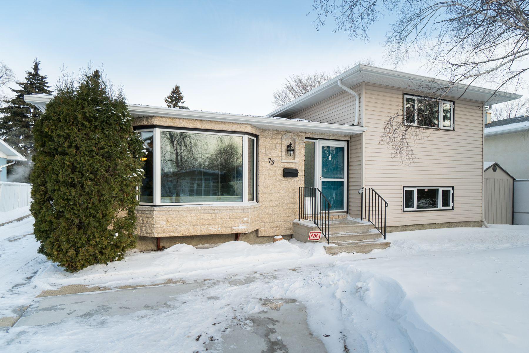 Main Photo: 75 Pine Bluff Road in Winnipeg: Niakwa Place House for sale (2H)  : MLS®# 1802460