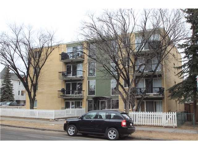 Main Photo: 207 1040 15 Avenue SW in CALGARY: Connaught Condo for sale (Calgary)  : MLS®# C3508310