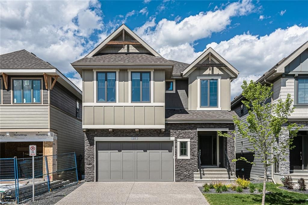 Main Photo: 69 SHAWNEE Heath SW in Calgary: Shawnee Slopes Detached for sale : MLS®# A1076879