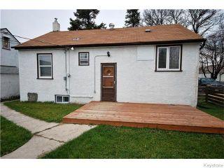 Photo 12: 50 Morier Street in WINNIPEG: St Vital Residential for sale (South East Winnipeg)  : MLS®# 1529985