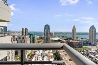 Photo 11: DOWNTOWN Condo for sale : 2 bedrooms : 700 Front St #2303 in San Diego