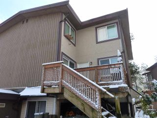 Photo 1: 3 314 HIGHLAND WAY in Port Moody: North Shore Pt Moody Townhouse for sale : MLS®# R2240983