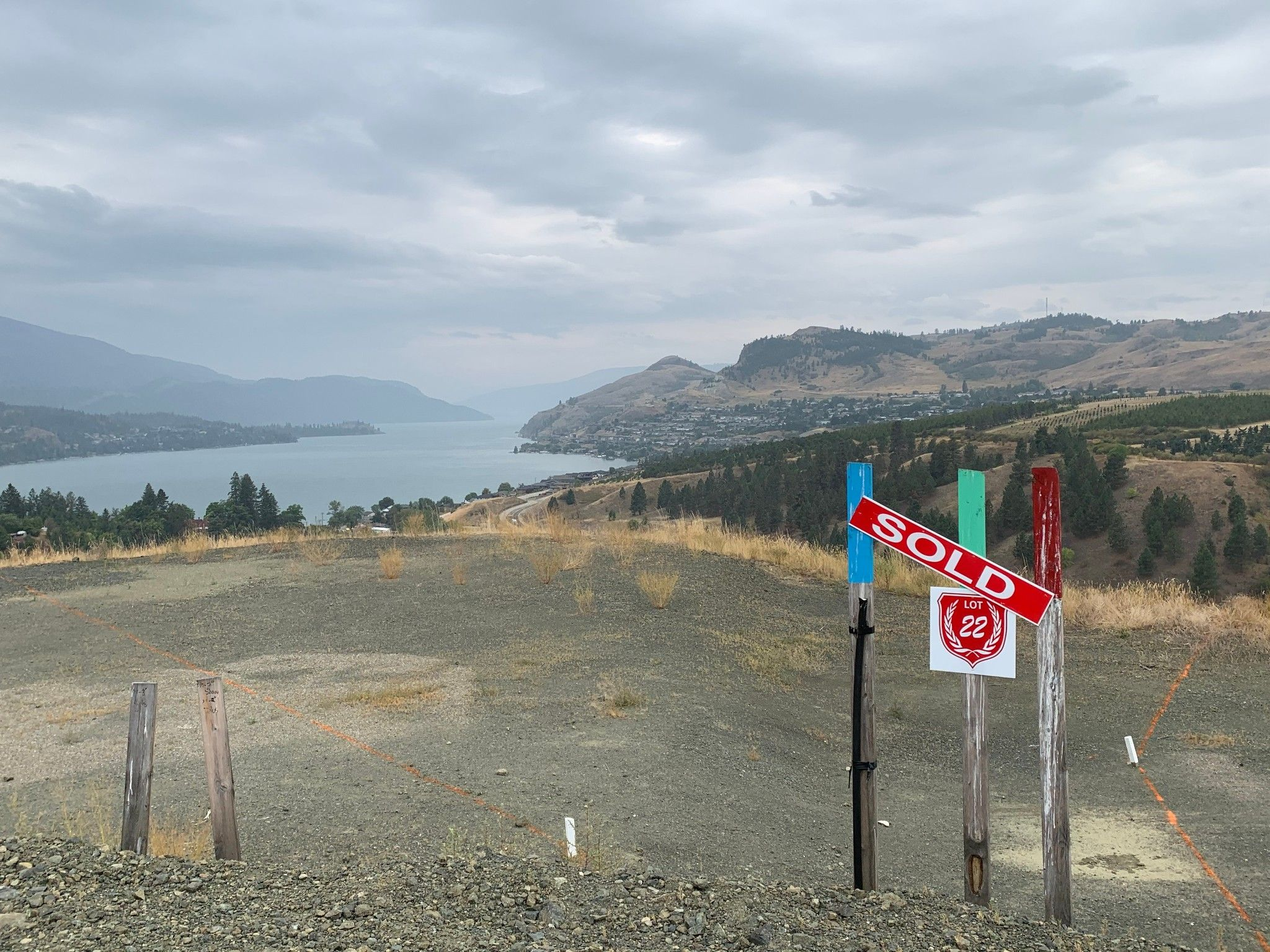 Main Photo: Lot 22 904 Mt Griffin Road in Vernon: Middlton Mtn Vacant Land for sale (North Okanagan)  : MLS®# 10215264